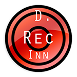 Dictaphone Rec Inn Dyktafon Rec Inn nagrywarka audio cyfrowy dyktafon